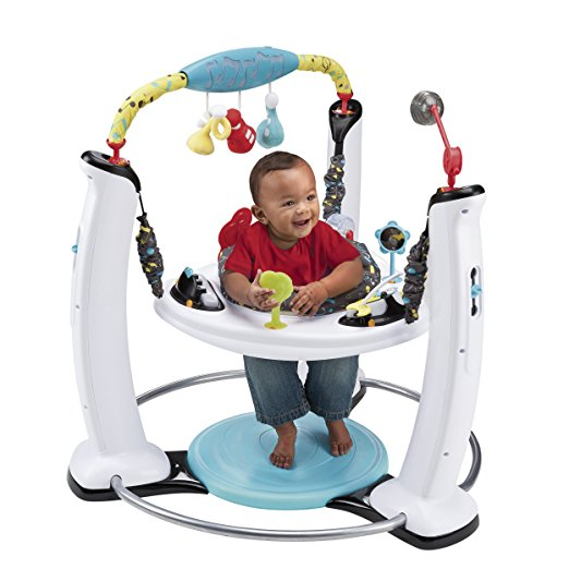 Pula Pula Evenflo Exersaucer Jump And Learn Jumper