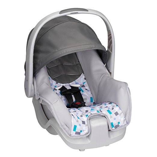 cadeirinha beb conforto evenflo nurture infant car seat. Black Bedroom Furniture Sets. Home Design Ideas